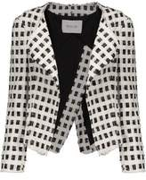 Derek Lam 10 Crosby Checked Cotton-Blend Bouclé Jacket