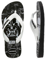 Havaianas Star Wars Black/White
