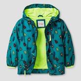 Cat & Jack Baby Boys' Bug Print Jacket Cat & Jack - Green 18M