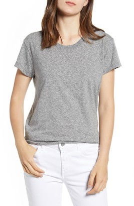 Current/Elliott The Relaxed Crewneck Tee