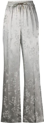 Essentiel Antwerp Video Game floral trousers