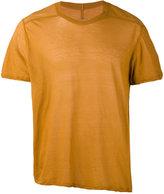 Rick Owens round neck T-shirt - men - Cotton - L
