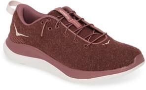 HOKA ONE ONE® Hupana Flow Wool Slip-On Running Shoe