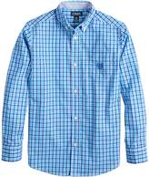 Chaps Boys 4-20 Noah Plaid Button-Down Shirt