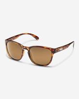 Eddie Bauer Suncloud® Loveseat Sunglasses - Tortoise