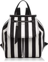 Marc Jacobs Trooper Striped Backpack