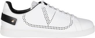 Valentino Rockstud Backnet VLogo Sneakers