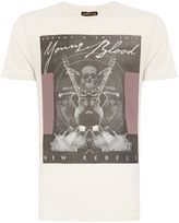 Label Lab Young Blood Graphic Tee