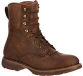"""Durango Men's Boot DDB0065 8"""" Lacer Workin' Rebel Waterproof"""