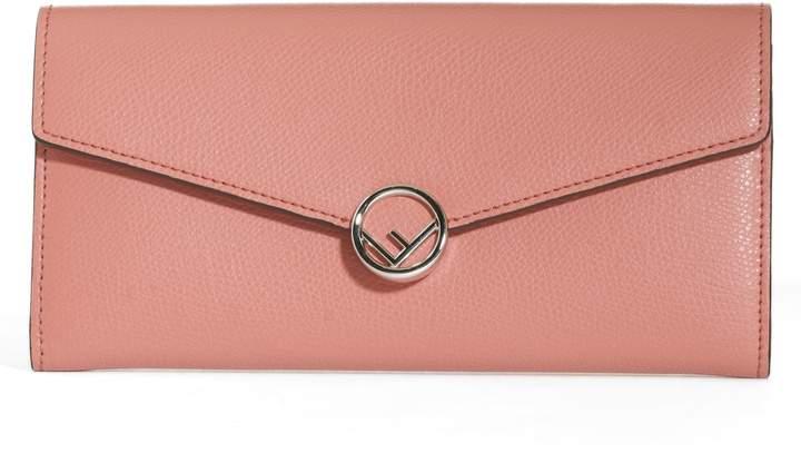cb0ddd26a02 Fendi Continental Wallet - ShopStyle