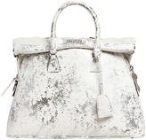 Maison Margiela Sponge Painted Top Handle Bag