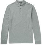 Ralph Lauren Purple Label - Cotton-piqué Polo Shirt