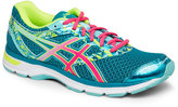 Asics Green & Hot Pink GEL-Excite 4 Trainer Sneakers