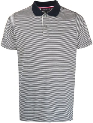 Tommy Hilfiger striped polo T-shirt
