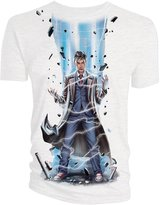 Doctor Who Mens 10Th Doctor Laser T-Shirt