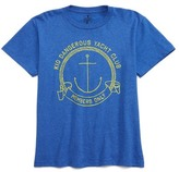Kid Dangerous Yacht Club T-Shirt (Big Boys)