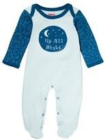 Skip Hop Infant Boy's 'Baby Says' Footie