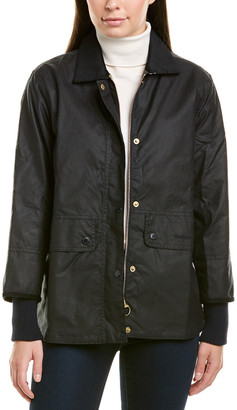 Barbour Tawny Wax Jacket