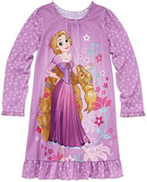 Disney Long-Sleeve Rapunzel Nightshirt - Girls 7-16