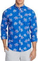 Vineyard Vines Party Palm Murray Slim Fit Button-Down Shirt