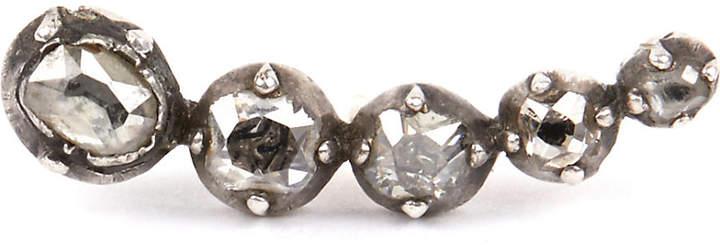 Annina Vogel 9ct gold and diamond ear cuff