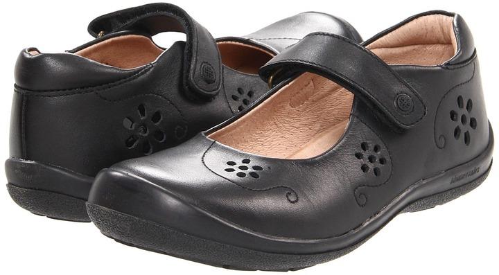 Garvalin Kids 121106 Biomecanics (Toddler/Little Kid/Big Kid) (Black Leather) - Footwear