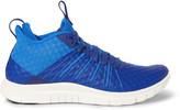 Nike Free Hypervenom 2 FS Coated Mesh Sneakers