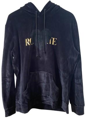 Rodarte Black Cotton Knitwear for Women