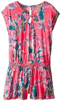 Lilly Pulitzer Pacey Romper (Toddler/Little Kids/Big Kids)