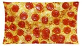 Pillowcase 2421 Food Pillow Case - Hipster Pizza Rectangle Pillowcase 20x36 inch One Side Pillow Covers