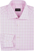Ermenegildo Zegna Men's Rossini Shirt-PINK