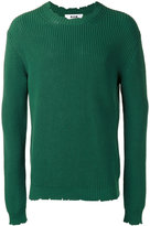 MSGM ribbed jumper