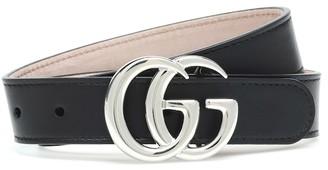Gucci Kids Leather belt