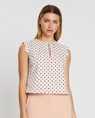 Grace Willow Laurie Organic Cotton Top