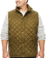 THE FOUNDRY SUPPLY CO. The Foundry Big & Tall Supply Co. Quilted Vest Big and Tall