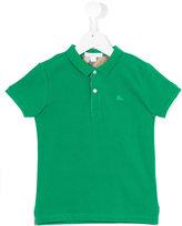 Burberry classic polo shirt - kids - Cotton - 7 yrs