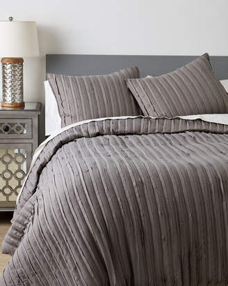 Elise & James Home Pearle Ruffle Quilt Set