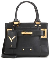 Valentino Garavani My Rockstud Small embellished leather shoulder bag