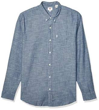 Levi's Men's Size Big & Tall-Classic Western Shirt-Tall