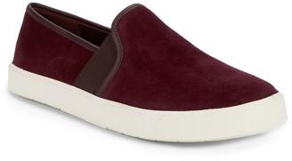 Vince Preston Suede Slip-On Sneakers