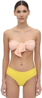 Georgia Bandeau Bikini Set