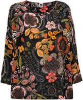 M Missoni floral print blouse