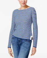 Eileen Fisher Organic Linen-Cotton Sweater, Regular & Petite