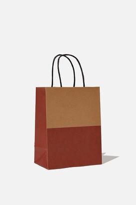 Typo Get Stuffed Gift Bag - Small