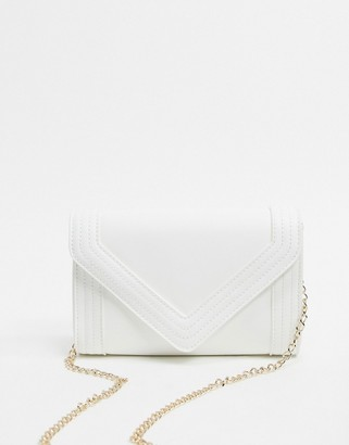 Aldo tarres cross body bag with chain strap
