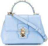 Dolce & Gabbana Pale Blue Lucia Shoulder Bag