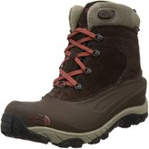 The North Face Chilkat II Boot Men's Lace Up Snow Boots Brwn Size 10.5