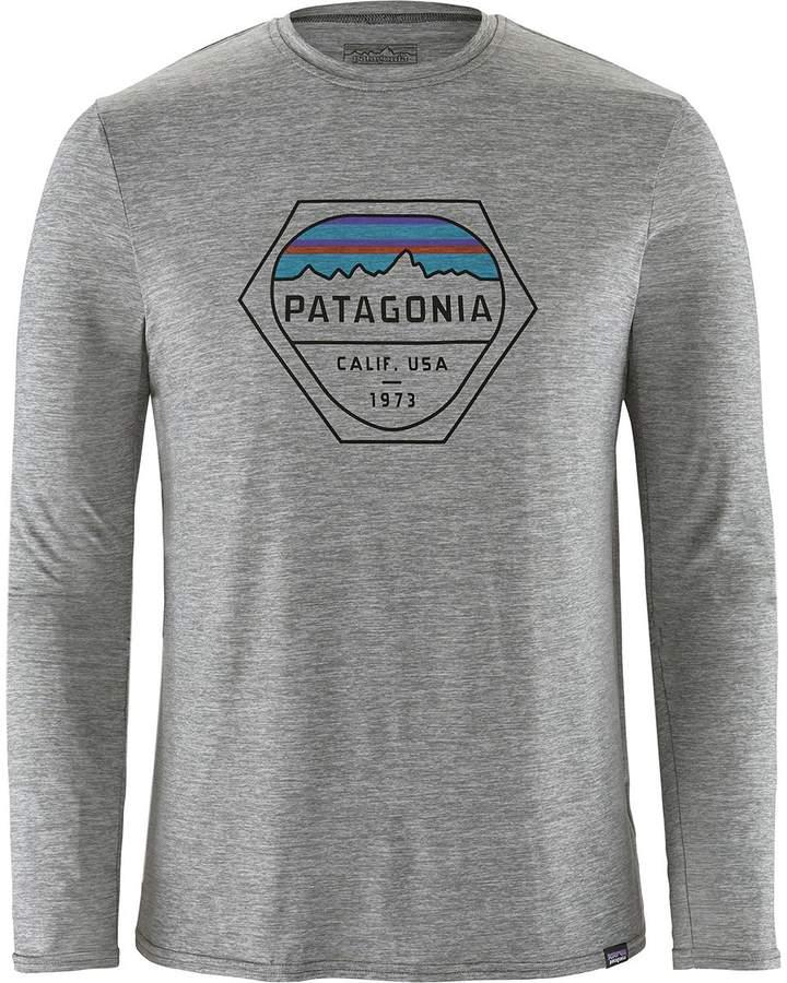 ec4e08ed5f Capilene Daily Long-Sleeve Graphic T-Shirt - Men's