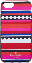 Kate Spade Geo Stripe iPhone 7 Case