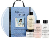 philosophy 'Here Comes The Bride' Set